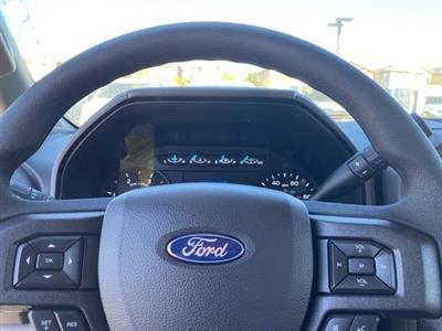 2020 Ford F-550 Regular Cab DRW 4x2, Scelzi CTFB Contractor Body #LDA09640 - photo 17
