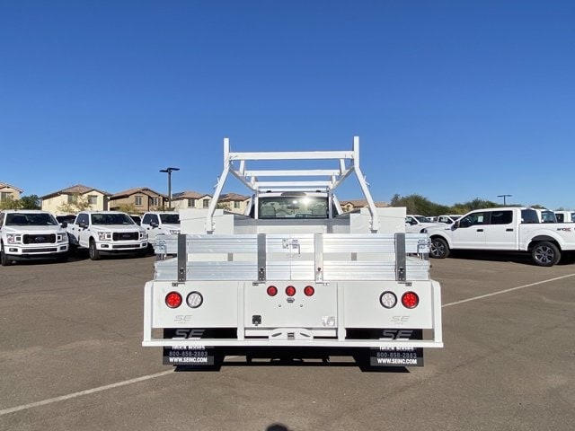 2020 Ford F-550 Regular Cab DRW 4x2, Scelzi SEC Combo Body #LDA09641 - photo 8