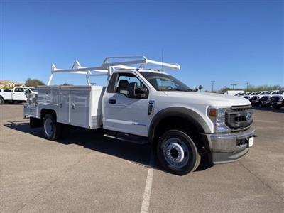 2020 Ford F-550 Regular Cab DRW 4x2, Scelzi SEC Combo Body #LDA09641 - photo 1