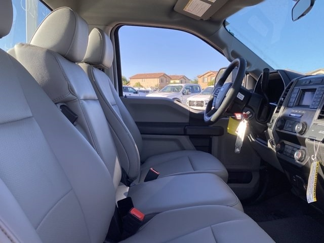2020 Ford F-550 Regular Cab DRW 4x2, Scelzi SEC Combo Body #LDA09642 - photo 11