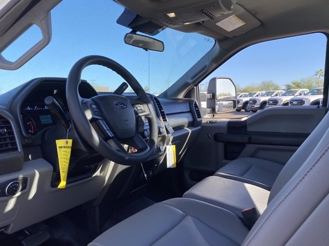 2020 Ford F-550 Regular Cab DRW 4x2, Scelzi SEC Combo Body #LDA09642 - photo 12
