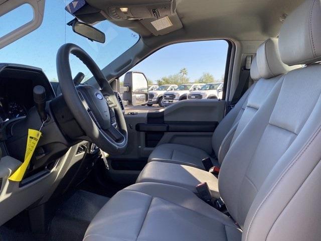 2020 Ford F-550 Regular Cab DRW 4x2, Scelzi SEC Combo Body #LDA09642 - photo 13
