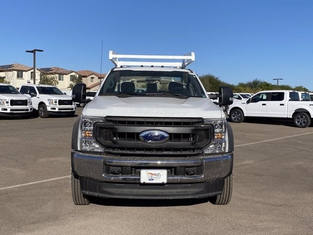 2020 Ford F-550 Regular Cab DRW 4x2, Scelzi SEC Combo Body #LDA09642 - photo 3