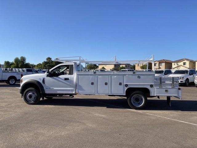2020 Ford F-550 Regular Cab DRW 4x2, Scelzi SEC Combo Body #LDA09642 - photo 5