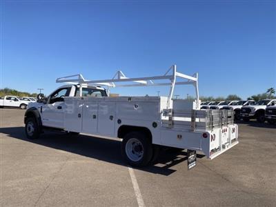 2020 Ford F-550 Regular Cab DRW 4x2, Scelzi SEC Combo Body #LDA09642 - photo 7