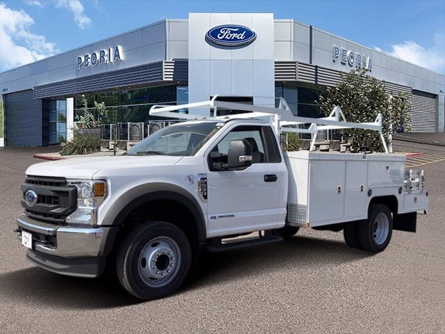 2020 Ford F-550 Regular Cab DRW 4x2, Scelzi Combo Body #LDA09643 - photo 1