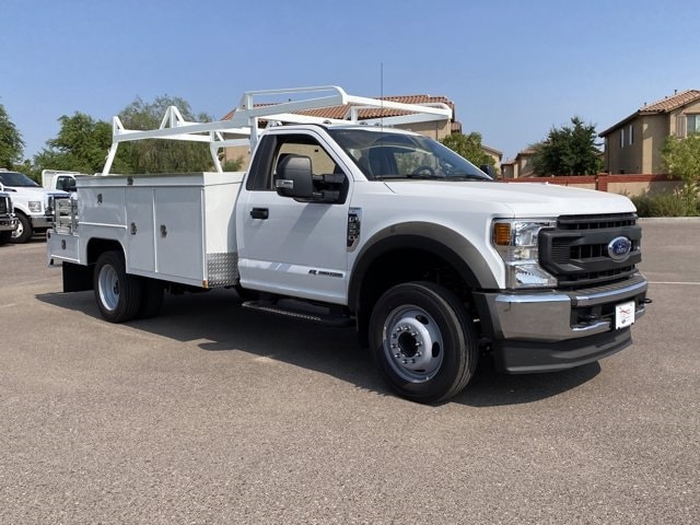 2020 Ford F-550 Regular Cab DRW 4x2, Scelzi SEC Combo Body #LDA09643 - photo 1