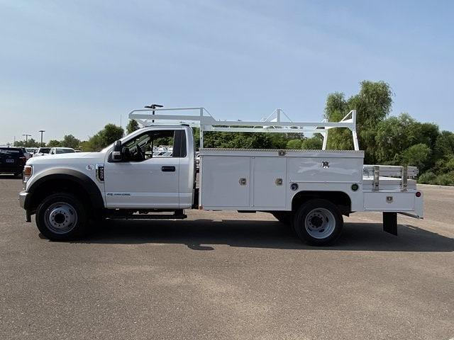 2020 Ford F-550 Regular Cab DRW 4x2, Scelzi SEC Combo Body #LDA09643 - photo 6
