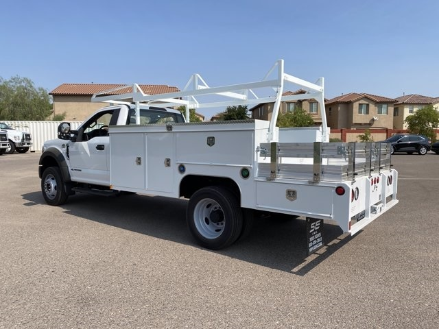 2020 Ford F-550 Regular Cab DRW 4x2, Scelzi SEC Combo Body #LDA09643 - photo 4