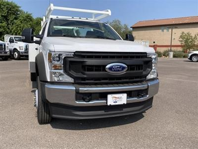 2020 Ford F-550 Regular Cab DRW 4x2, Scelzi SEC Combo Body #LDA09643 - photo 3