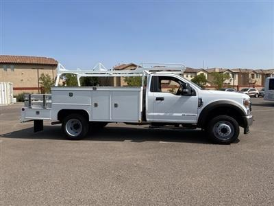 2020 Ford F-550 Regular Cab DRW 4x2, Scelzi SEC Combo Body #LDA09643 - photo 5
