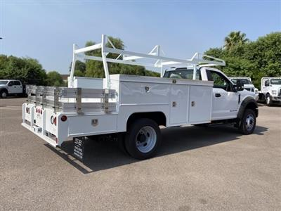 2020 Ford F-550 Regular Cab DRW 4x2, Scelzi SEC Combo Body #LDA09643 - photo 2