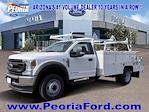 2020 Ford F-550 Regular Cab DRW 4x2, Scelzi SEC Combo Body #LDA09643 - photo 24