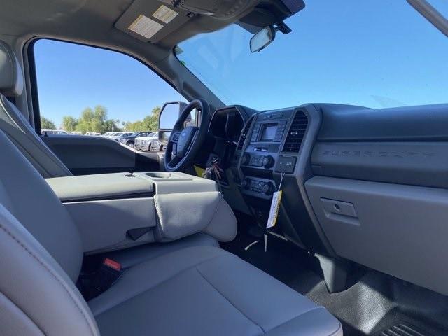 2020 Ford F-550 Regular Cab DRW 4x2, Scelzi SEC Combo Body #LDA09644 - photo 10