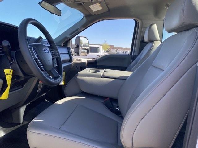 2020 Ford F-550 Regular Cab DRW 4x2, Scelzi SEC Combo Body #LDA09644 - photo 13