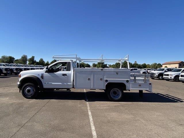 2020 Ford F-550 Regular Cab DRW 4x2, Scelzi SEC Combo Body #LDA09644 - photo 5