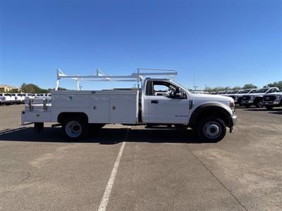 2020 Ford F-550 Regular Cab DRW 4x2, Scelzi SEC Combo Body #LDA09644 - photo 4