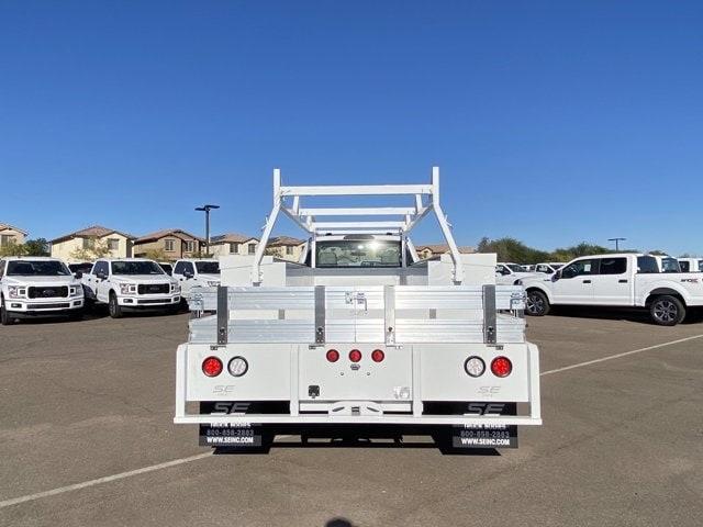 2020 Ford F-550 Regular Cab DRW 4x2, Scelzi SEC Combo Body #LDA09645 - photo 9