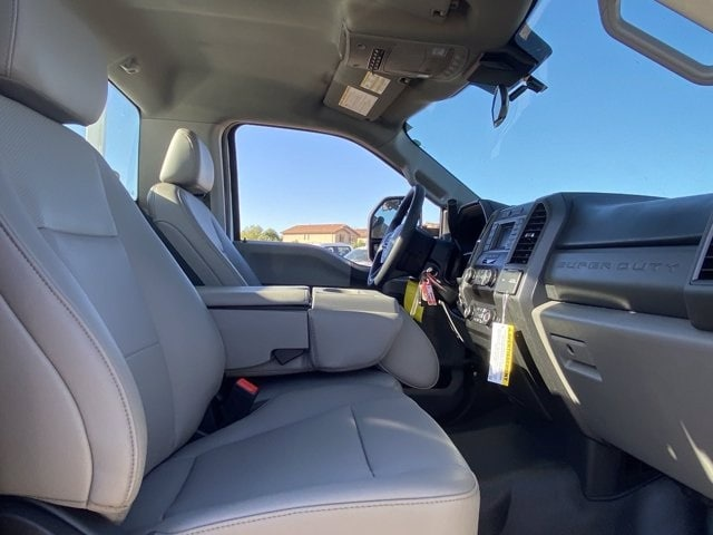 2020 Ford F-550 Regular Cab DRW 4x2, Scelzi SEC Combo Body #LDA09645 - photo 11