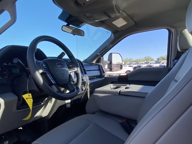 2020 Ford F-550 Regular Cab DRW 4x2, Scelzi SEC Combo Body #LDA09645 - photo 13