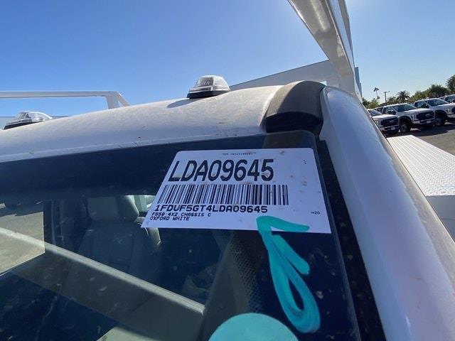 2020 Ford F-550 Regular Cab DRW 4x2, Scelzi SEC Combo Body #LDA09645 - photo 18
