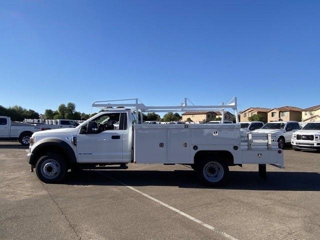 2020 Ford F-550 Regular Cab DRW 4x2, Scelzi SEC Combo Body #LDA09645 - photo 5