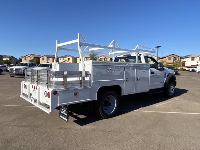 2020 Ford F-550 Regular Cab DRW 4x2, Scelzi Combo Body #LDA09645 - photo 1