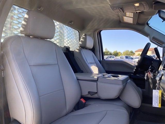 2020 Ford F-550 Regular Cab DRW 4x2, Scelzi SCTFB Contractor Body #LDA09646 - photo 9