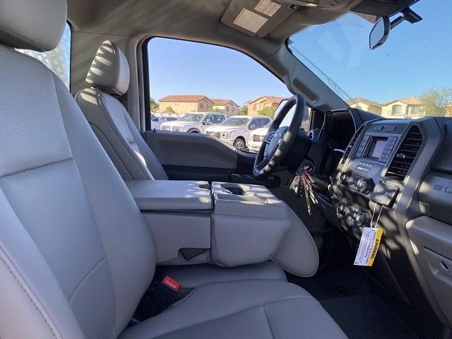 2020 Ford F-550 Regular Cab DRW 4x2, Scelzi SCTFB Contractor Body #LDA09646 - photo 11