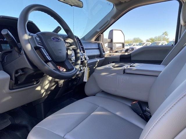 2020 Ford F-550 Regular Cab DRW 4x2, Scelzi SCTFB Contractor Body #LDA09646 - photo 12