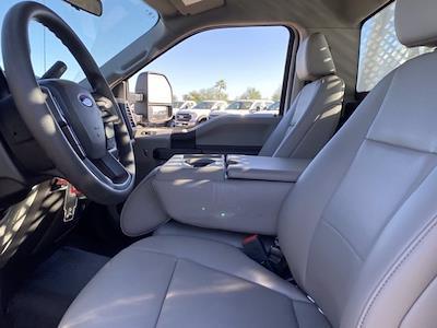 2020 Ford F-550 Regular Cab DRW 4x2, Scelzi SCTFB Contractor Body #LDA09646 - photo 13
