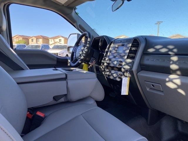 2020 Ford F-550 Regular Cab DRW 4x2, Scelzi SFB Platform Body #LDA09647 - photo 10
