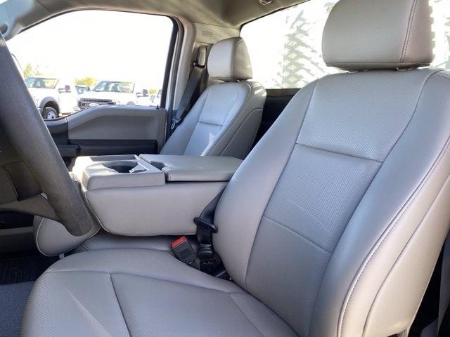 2020 Ford F-550 Regular Cab DRW 4x2, Scelzi SFB Platform Body #LDA09647 - photo 12