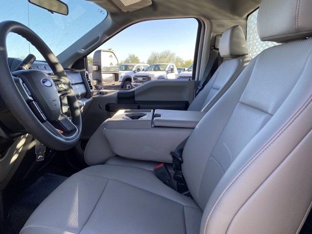 2020 Ford F-550 Regular Cab DRW 4x2, Scelzi SFB Platform Body #LDA09647 - photo 14