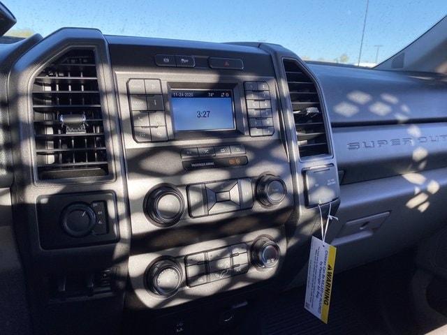2020 Ford F-550 Regular Cab DRW 4x2, Scelzi SFB Platform Body #LDA09647 - photo 15