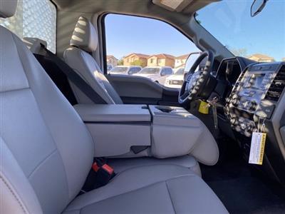 2020 Ford F-550 Regular Cab DRW 4x2, Scelzi SFB Platform Body #LDA09647 - photo 11