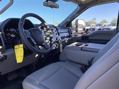 2020 Ford F-550 Regular Cab DRW 4x2, Scelzi SFB Platform Body #LDA09647 - photo 13
