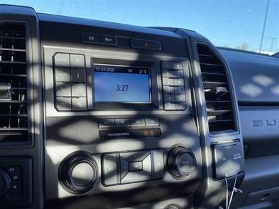 2020 Ford F-550 Regular Cab DRW 4x2, Scelzi SFB Platform Body #LDA09647 - photo 16