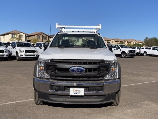 2020 Ford F-550 Regular Cab DRW 4x4, Scelzi SEC Combo Body #LDA09649 - photo 3