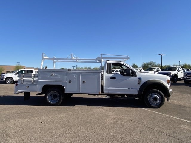 2020 Ford F-550 Regular Cab DRW 4x4, Scelzi SEC Combo Body #LDA09649 - photo 4