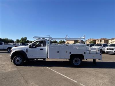 2020 Ford F-550 Regular Cab DRW 4x4, Scelzi SEC Combo Body #LDA09649 - photo 5