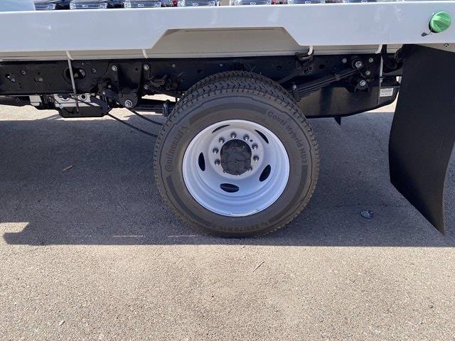 2020 Ford F-550 Regular Cab DRW 4x4, Hillsboro Platform Body #LDA09832 - photo 8