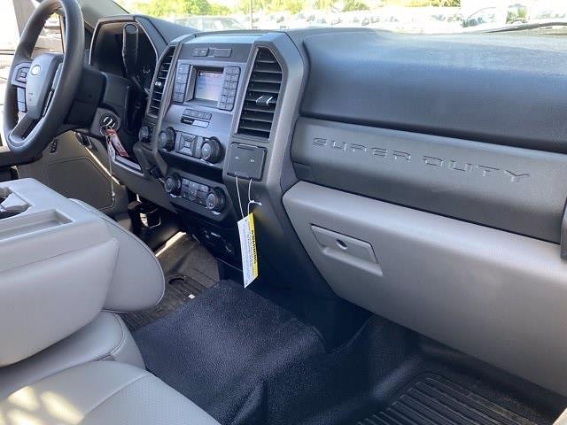 2020 Ford F-550 Regular Cab DRW 4x4, Hillsboro Platform Body #LDA09832 - photo 11