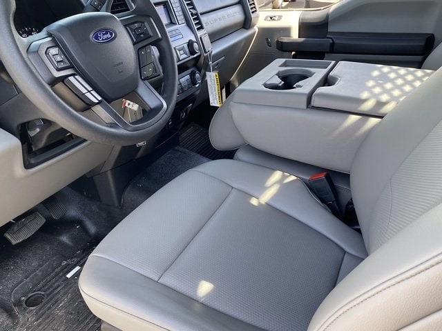 2020 Ford F-550 Regular Cab DRW 4x4, Hillsboro Platform Body #LDA09832 - photo 12