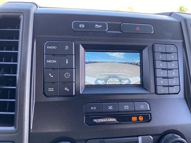 2020 Ford F-550 Regular Cab DRW 4x4, Hillsboro Platform Body #LDA09832 - photo 18