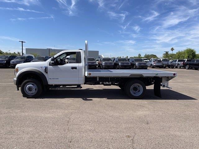 2020 Ford F-550 Regular Cab DRW 4x4, Hillsboro Platform Body #LDA09832 - photo 1