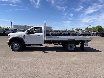 2020 Ford F-550 Regular Cab DRW 4x4, Hillsboro Platform Body #LDA09832 - photo 1