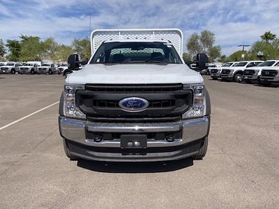 2020 Ford F-550 Regular Cab DRW 4x4, Hillsboro Platform Body #LDA09832 - photo 2