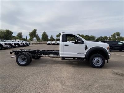 2020 Ford F-550 Regular Cab DRW 4x2, Cab Chassis #LDA13502 - photo 4