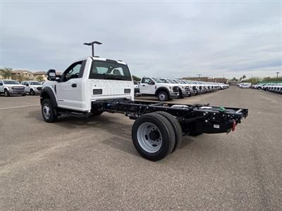 2020 Ford F-550 Regular Cab DRW 4x2, Cab Chassis #LDA13502 - photo 7